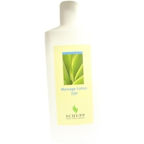 Massage Lotion TOP, 1000 ML, Schupp GmbH & Co. KG