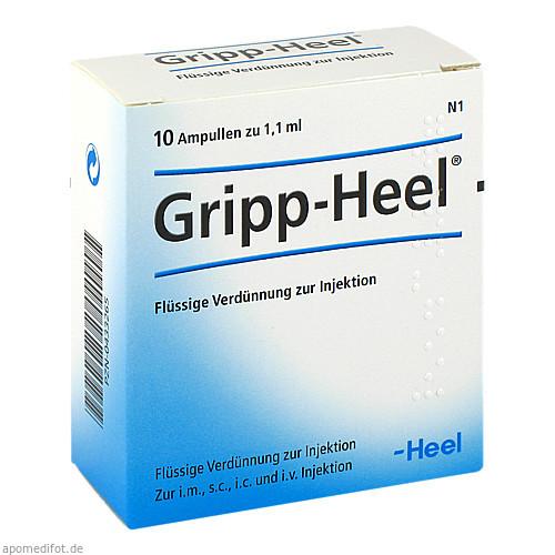 GRIPPHEEL, 10 ST, Biologische Heilmittel Heel GmbH