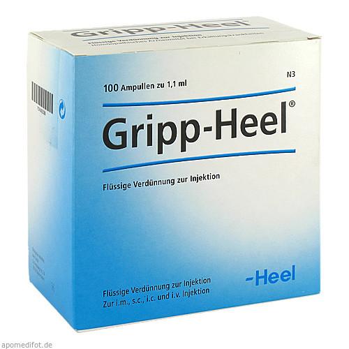 GRIPPHEEL, 100 ST, Biologische Heilmittel Heel GmbH