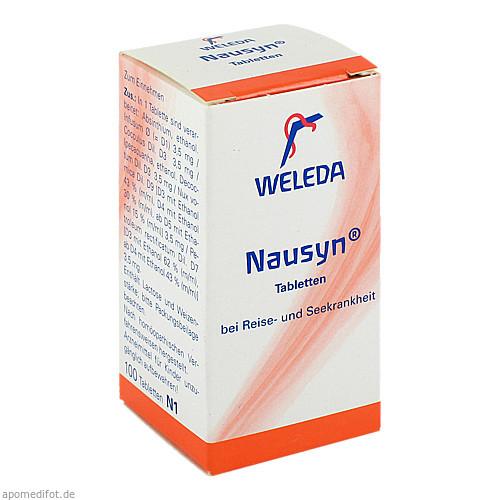 Nausyn, 100 ST, Weleda AG