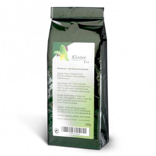 Kloster Tee Kräuter, 100 G, Gutsmiedl Hildegard-Produkte