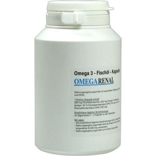 OMEGARENAL, 200 ST, Bittermedizin Arzneim.Vertr. GmbH
