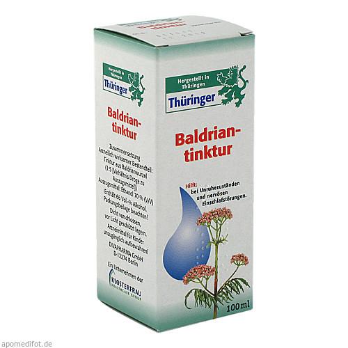 Thüringer Baldriantinktur, 100 ML, Cheplapharm Arzneimittel GmbH