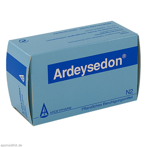 Ardeysedon, 100 ST, Ardeypharm GmbH