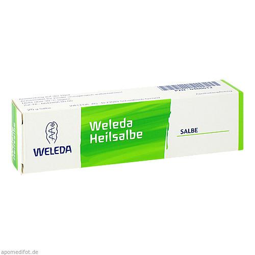 HEILSALBE, 25 G, Weleda AG