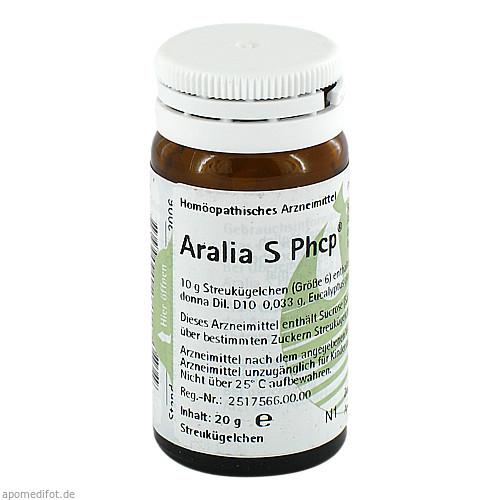 Aralia S Phcp, 20 G, Phönix Laboratorium GmbH