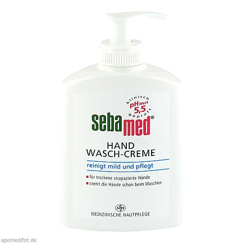 Sebamed Hand-Wasch-Creme, 200 ML, Sebapharma GmbH & Co. KG