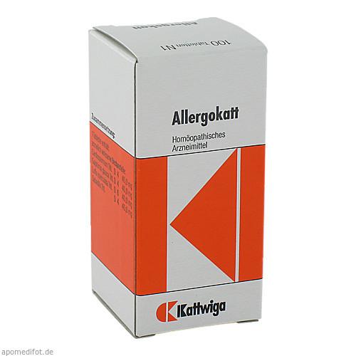 Allergokatt, 100 ST, Kattwiga Arzneimittel GmbH