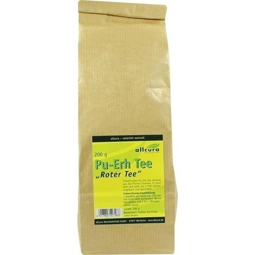 Pu-Erh-Tee, 200 G, Allcura Naturheilmittel GmbH