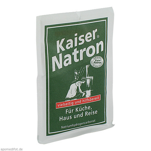 KAISER NATRON BTL, 50 G, Arnold Holste Wwe. GmbH & Co. KG