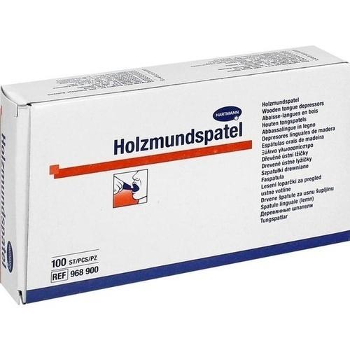 HOLZMUNDSPATEL Hartmann, 100 ST, PAUL HARTMANN AG
