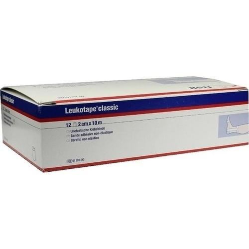 LEUKOTAPE CLASSIC 2cmx10m, 12 ST, Bsn Medical GmbH