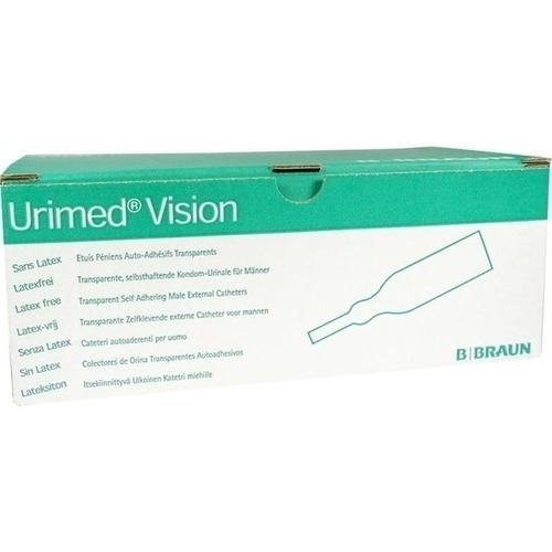 Urimed Vision Standard 32mm, 30 ST, B. Braun Melsungen AG