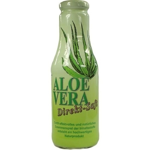 Bio ALOE VERA SAFT, 500 ML, Eurovera Ltd. & Co. KG