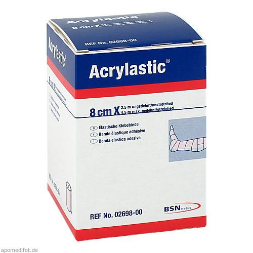 ACRYLASTIC 2.5mx8cm, 1 ST, Bsn Medical GmbH