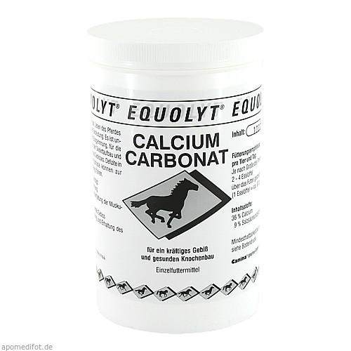 EQUOLYT Calciumcarbonat, 1 KG, Canina Pharma GmbH