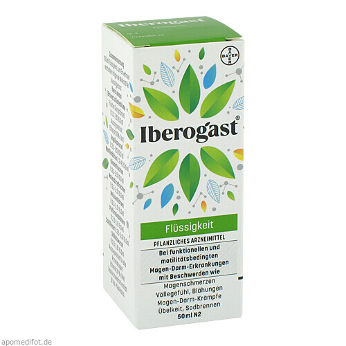 IBEROGAST, 50 ML, Bayer Vital GmbH