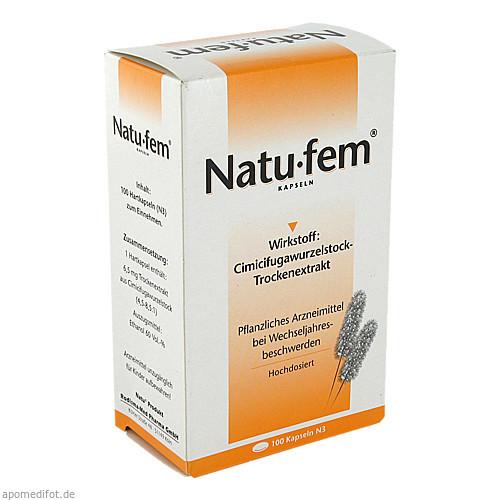 Natufem, 100 ST, Rodisma-Med Pharma GmbH