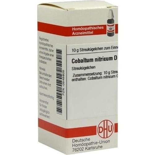 COBALTUM NITRICUM D12, 10 G, Dhu-Arzneimittel GmbH & Co. KG