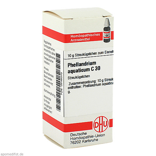 PHELLANDRIUM AQUAT C30, 10 G, Dhu-Arzneimittel GmbH & Co. KG