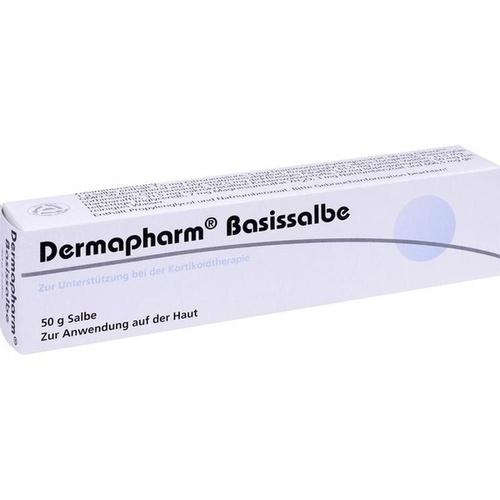 DERMAPHARM Basissalbe, 50 G, DERMAPHARM AG