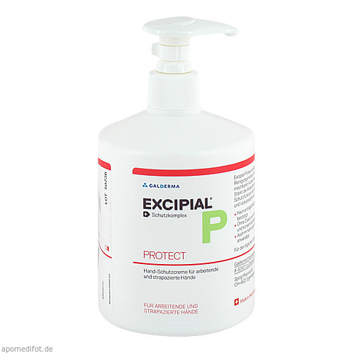 Excipial Protect, 500 ML, Galderma Laboratorium GmbH