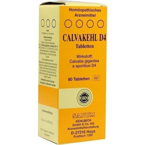 CALVAKEHL D 4, 80 ST, Sanum-Kehlbeck GmbH & Co. KG