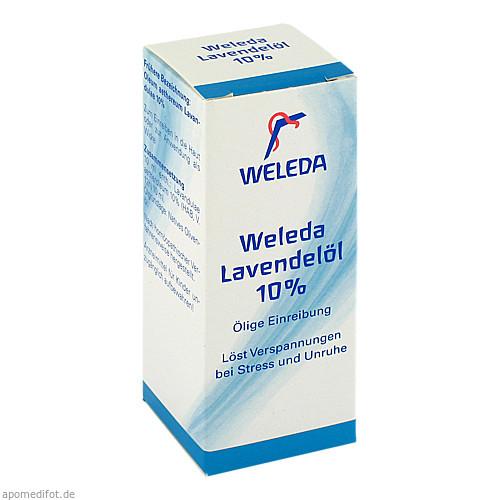 LAVENDEL ÖL 10%, 20 ML, WELEDA AG
