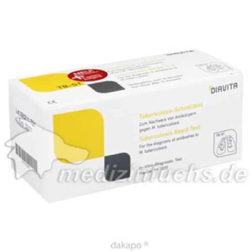 TUBERKULOSE Schnelltest TB-ST Teststreifen, 10 ST, Lionex GmbH