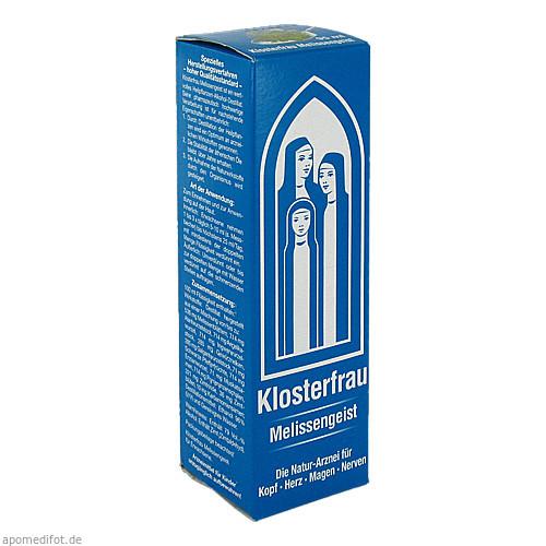 KLOSTERFRAU MELISSENGEIST, 95 ML, MCM Klosterfrau Vertriebsgesellschaft mbH