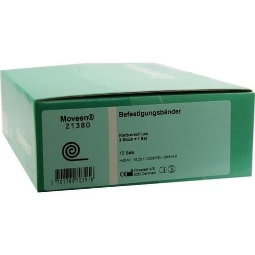 Conveen Befestigungsbänder 213800, 10X2 ST, Coloplast GmbH