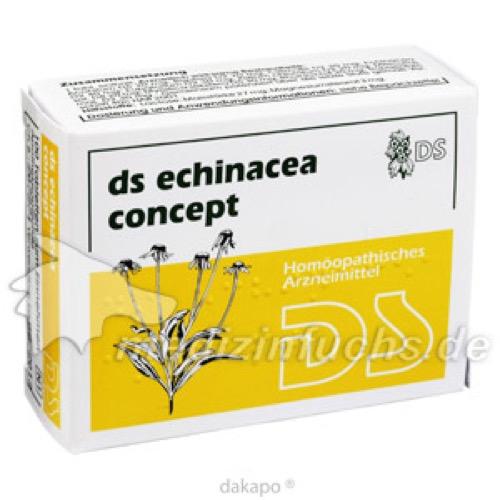 DS Echinacea Concept, 100 ST, Ds-Pharmagit GmbH