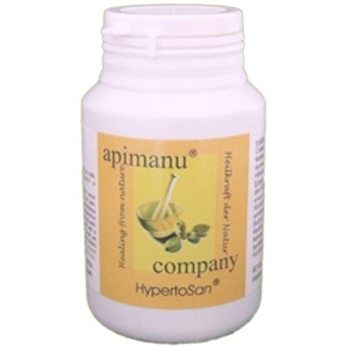 apimanu HypertoSan ayurveda, 120 ST, TRK & Company apimanu Distribution Center Europe