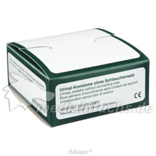 Kondome ohne Schlauchansatz 5230, 30 ST, Manfred Sauer GmbH