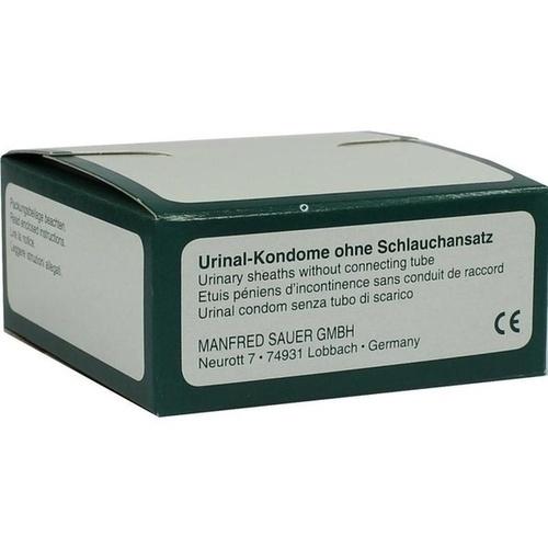Kondome ohne Schlauchansatz 5235, 30 ST, Manfred Sauer GmbH