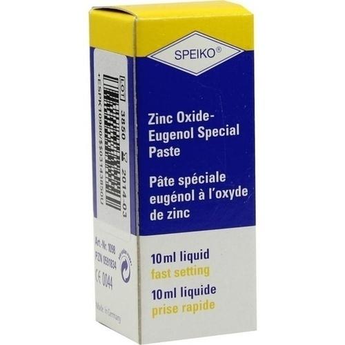 Zinkoxid Eugenol Spezialpaste SH, 10 ML, Speiko Dr.Speier GmbH
