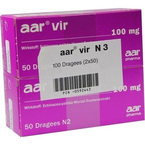 aar vir, 2X50 ST, Aar Pharma GmbH & Co. KG