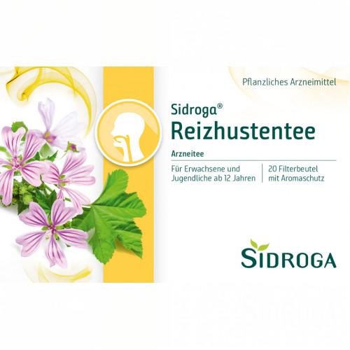 Sidroga Reizhustentee, 20 ST, Sidroga Gesellschaft Für Gesundheitsprodukte mbH