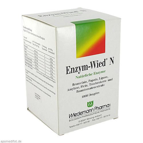Enzym-Wied N, 1000 ST, Wiedemann Pharma GmbH