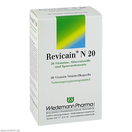 Revicain N 20, 60 ST, Wiedemann Pharma GmbH