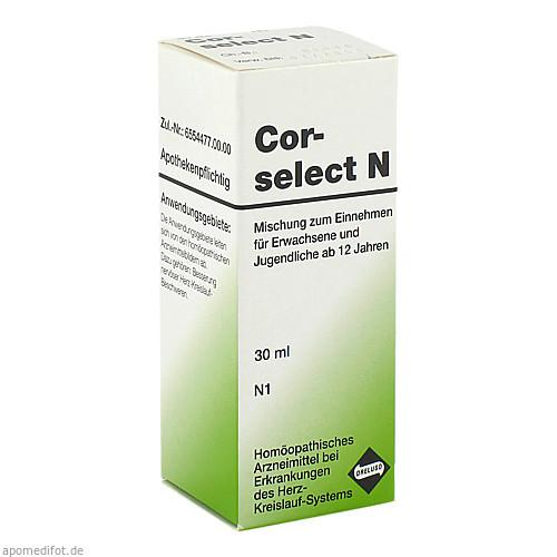 Corselect N, 30 ML, Dreluso-Pharmazeutika Dr.Elten & Sohn GmbH