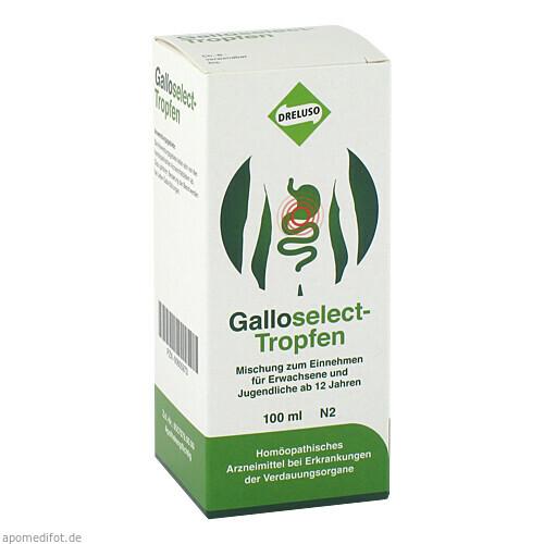 Galloselect-Tropfen, 100 ML, Dreluso-Pharmazeutika Dr.Elten & Sohn GmbH