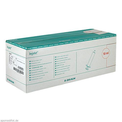 Injekt Lock PVC-frei, 100X10 ML, B. Braun Melsungen AG