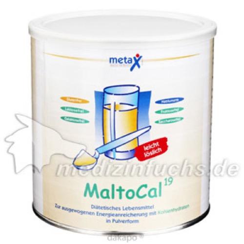 MaltoCal 19, 1000 G, Metax Institut Für Diätetik GmbH
