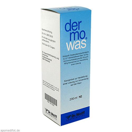 dermowas, 200 ML, Dr. August Wolff GmbH & Co. KG Arzneimittel