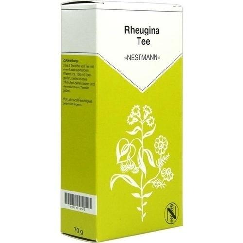 RHEUGINA Tee Nestmann, 70 G, NESTMANN Pharma GmbH