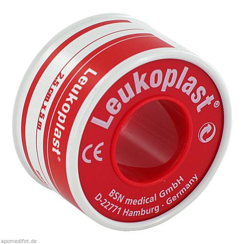 LEUKOPLAST 5X2.50CM, 1 ST, Bsn Medical GmbH
