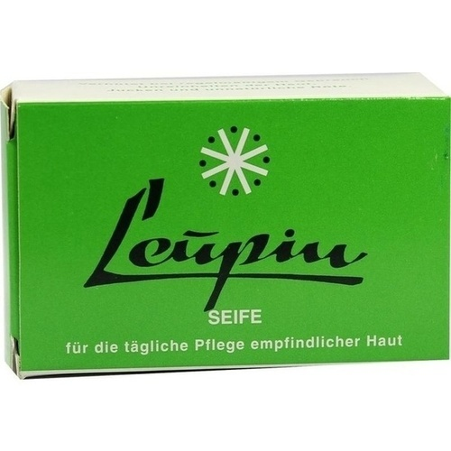 LEUPIN MEDIZ SEIFE, 80 G, Pharno-Wedropharm GmbH