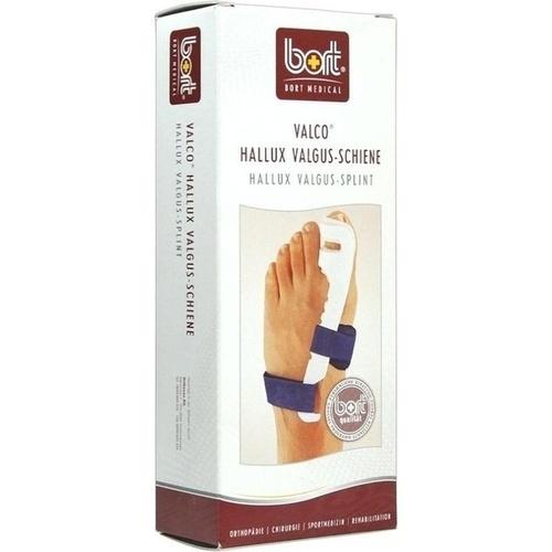 BORT Valco Hallux-Valgus Bandage links medium, 1 ST, Bort GmbH