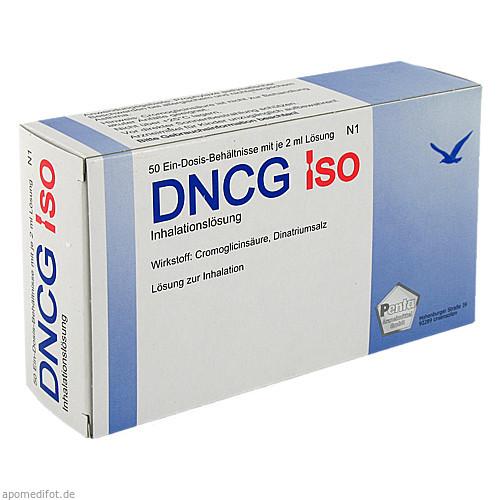 DNCG iso, 50X2 ML, Penta Arzneimittel GmbH